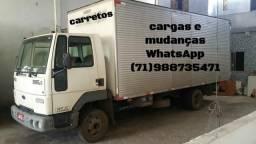 Transporte / mudanças (71)988735471