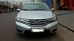 Honda City LX 1.5 Automático - 2012