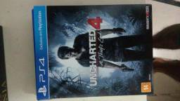 Vendo/Troco Uncharted 4 (Semi-novo)