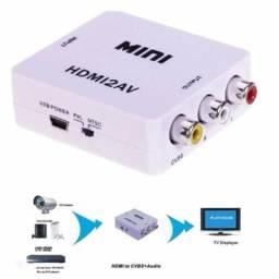 HDMI para av