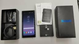Galaxy Note 8 de 128gb ac trocas OnePlus 5T 128, mi mix 2, S8 128gb,Iphone 8 Plus, Z2 Ipad