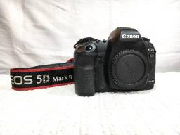 Camera canon eos 5d mark II