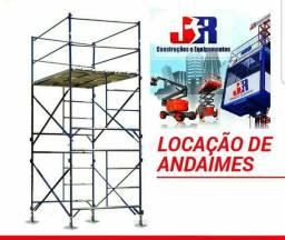 Super Promoção Andaimes Fachadeiro