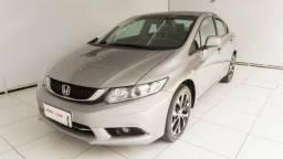 Honda Civic LXR 2.0 Automático 2016 (3 Meses De Garantia) - 2016