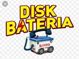 Bateria automotiva disk entrega