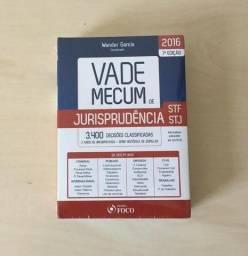 Livro - Vade Mecum de Jurisprudência - Edição 2016