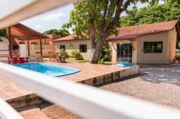 Casa na Beira da Praia do Cajueiro em Alter do Chão