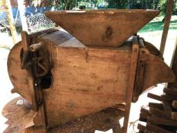 Limpador de feijão manual (aerador de feijão)