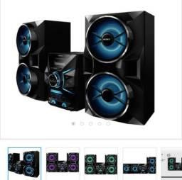Mini system Sony - o mais potente