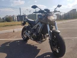 Yamaha Mt-09 - Impecável - 2015
