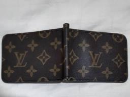 Carteira Louis Vuitton monograma unissex