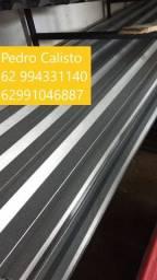 Telha Trap 0.43 x 1 MT apenas R$ 43,00