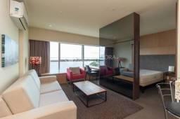 Loft para alugar com 1 dormitórios em Cristal, Porto alegre cod:327970