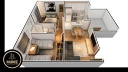Título do anúncio: 2 Apartamento 2 quartos, piscina , todos com vagar de garagem em Fragoso