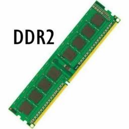 Memoria ram ddr2 2gb e 1gb