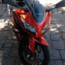 Kawasaki Ninja 300 Edição Especial preço para troca a vista o preço muda! - 2014