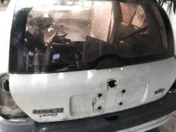 Tampa de mala Renault clio 2005 sucata peças
