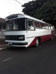 Ônibus mercedes Benz ano 1974 modelo 362 motor 1313 turbinado