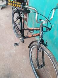 Vendo essa bicicleta poti caloi em perfeito estado 200 entrego.
