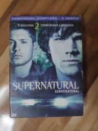 Supernatural - Segunda temporada completa