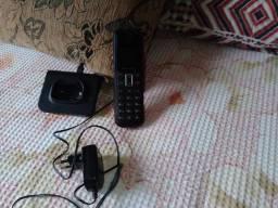 Aparelho de telefone marca Alcatel