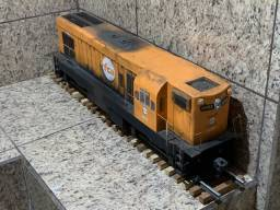Miniatura locomotiva mdf