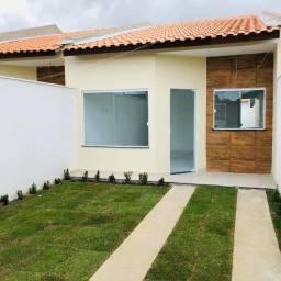 Casa Nova - 2 Quartos - Bairro Santo Antonio - Terreno 5 x 30