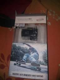 Camera filmadora sport mini newlink (perfeito estado, aceito oferta)