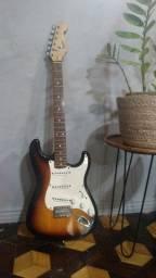 Vendo Guitarra Fender Squier Bullet Strat original