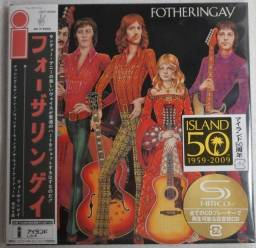 Fotheringay - Fotheringay - CD, Album, Limited Edition,Remastered, Paper Sleeve, SHM-CD