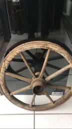 Roda de carroça e de arado preço unitário