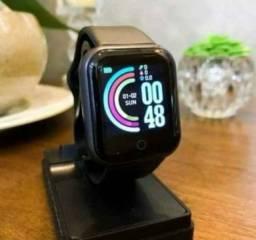 Relógio smartwatch inteligente d20 pro
