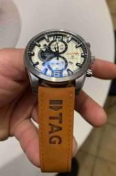 Relógio Luxo TAG  RED BULL RECING