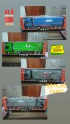 Brinquedos da marca Iveco