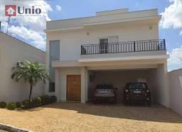 Casa com 3 dormitórios à venda, 167 m² por R$ 830.000 - Condomínio Terras do Sinhô - Pirac