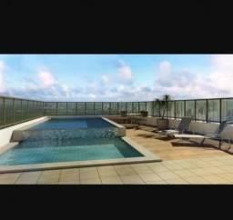 Título do anúncio: Apartamento com 2 dormitórios para alugar, 53 m² por R$ 2.600/mês - Boa Viagem - Recife/PE