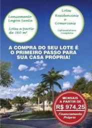 Imperdível-Lotes 360 m²-Lagoa Santa-Lançamento-Pode Construir 2 Casas - R$ 974,25 mensais