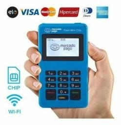 Título do anúncio: Maquininha de Cartão Mercado Pago - Com Chip