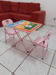 Jogo mesa infantil
