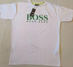 Camisa Masculina Peruana Hugo Boss