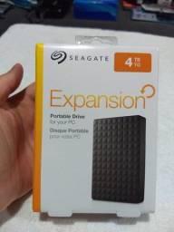 HD Externo 4TB Seagate