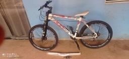Bike alfameq stoll 26 mais guidão Viper e rolamento central