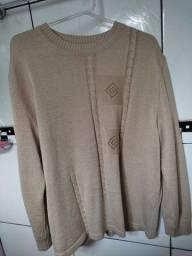 Título do anúncio: blusa de tricô