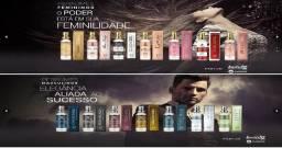 Kit 10 Perfumes Ecotrend, Melhores Aromas, Feminino ou Masculino