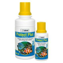 Anticloro Alcon Labcon Protect Plus 100ml 2 gotas para cada litro qualidade garantida