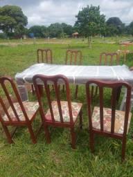 Vendo conjunto de mesa