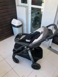 Carrinho de Bebê com posição Moisés (berço) - Graco Modes LX