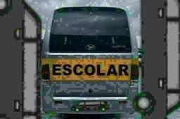Título do anúncio: micro onibus escolar