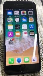 Iphone 7 128gb completo impecável sem nenhum risco