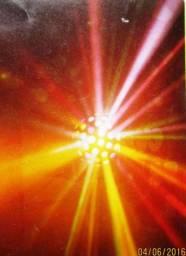 Iluminação De Efeito Meia Bola (raridade)